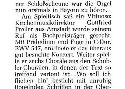 Concert article 1 '99