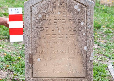 Rosenberger Levi| J-16