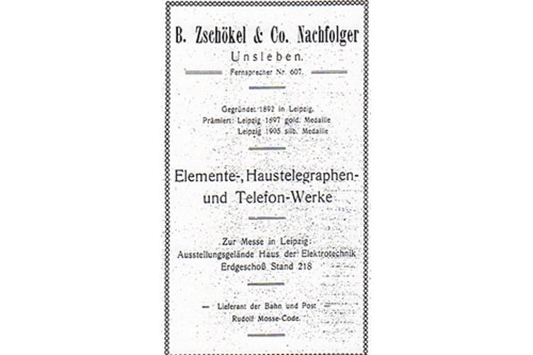 171 - Hauptstr. 38 - Werbeanzeige-propaganda 1929