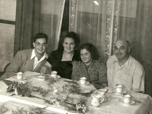 Adolf Brandis Familie
