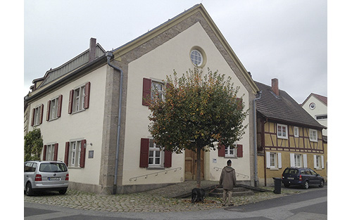 The Synagogue & School